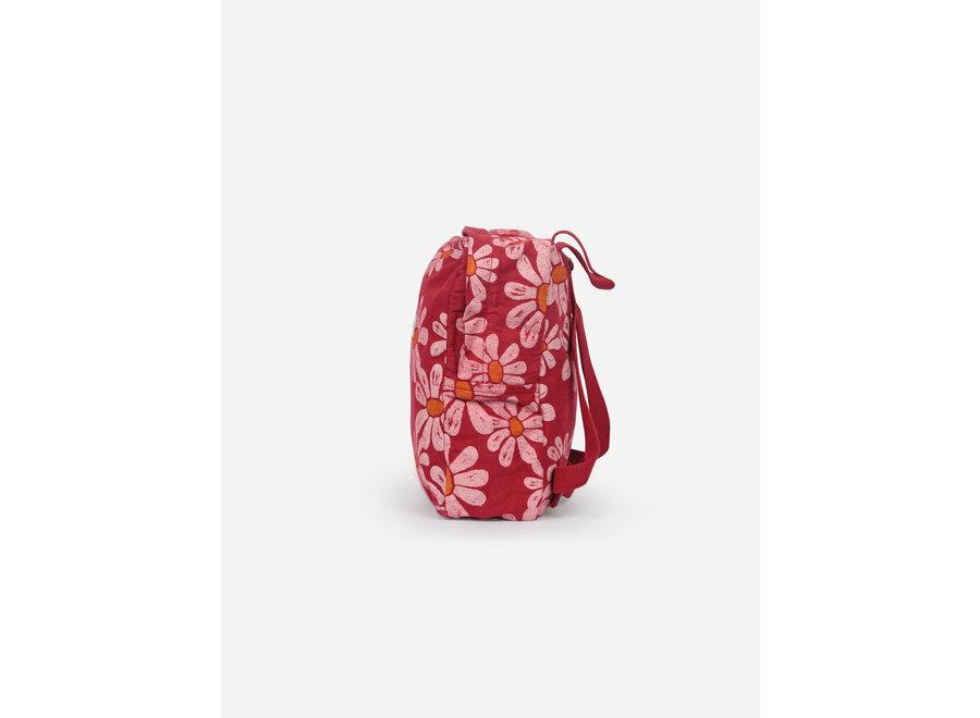 Daisies School Bag  Melon
