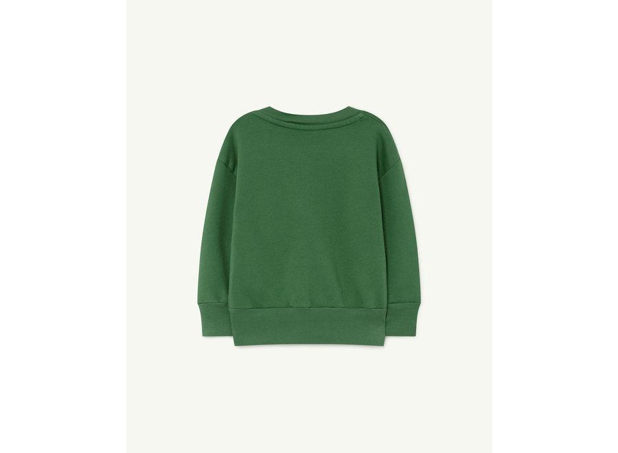 Bear Baby Sweatshirt Green Circo