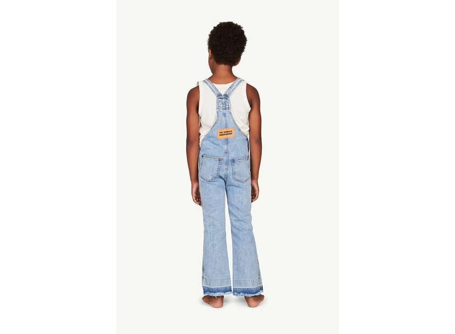 Antelope Kids Jumpsuit Denim Tao