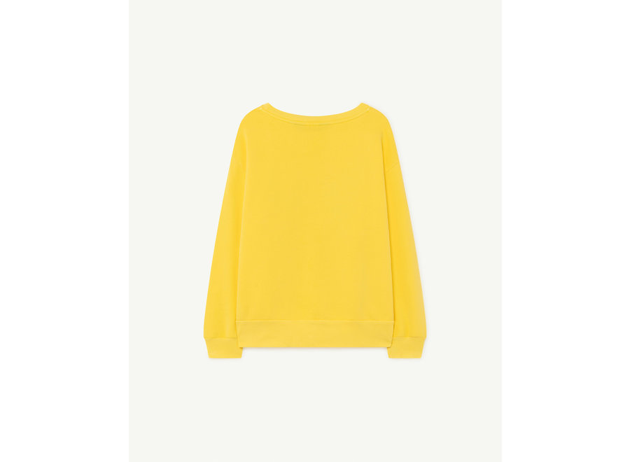Bear Kids+ Sweatshirt Soft Yellow Cyprus