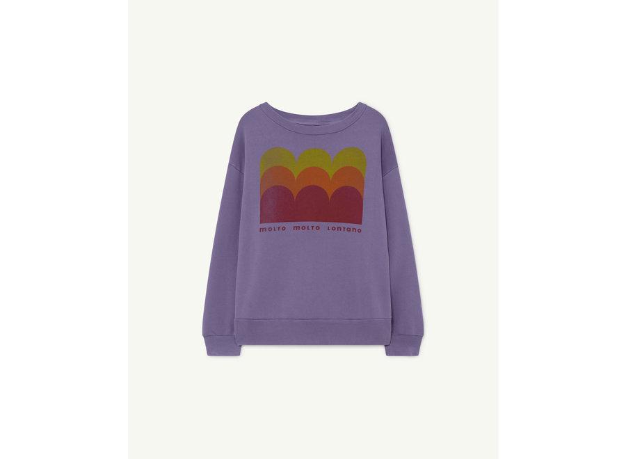 Bear Kids+ Sweatshirt Purple Molto