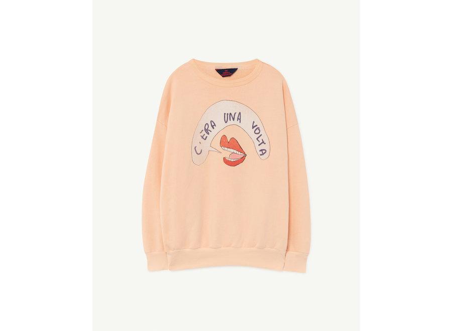 Big Bear Kids+ Sweatshirt Peachy Mouth