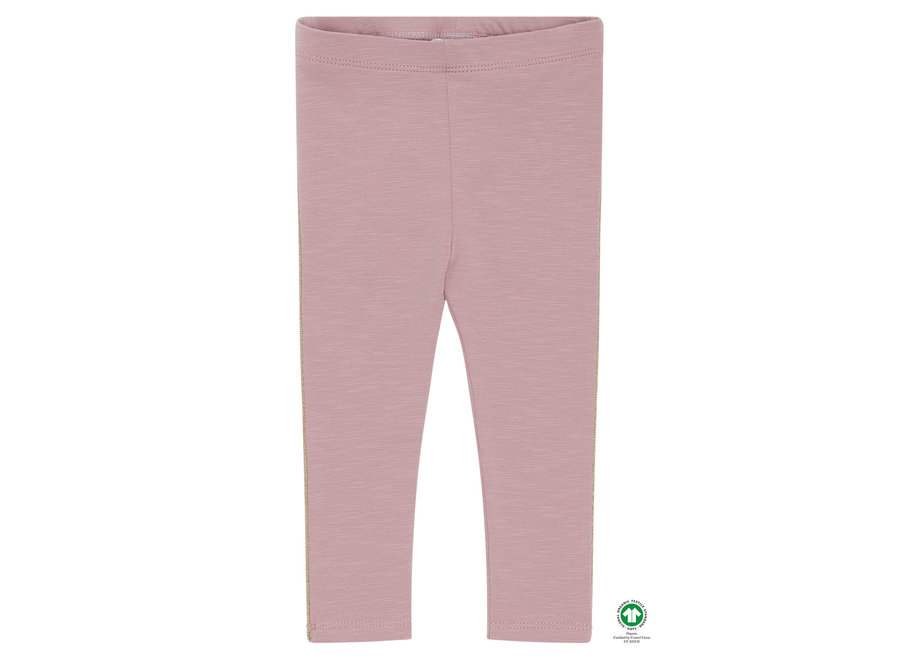 Baby Paula Leggings Woodrose
