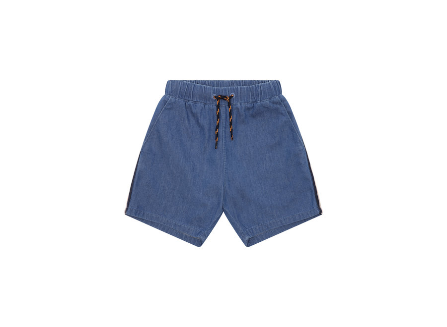 Hamish Shorts Denim Blue