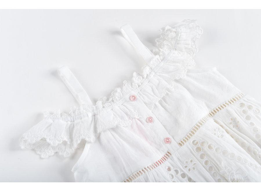 Dress Thylana Off-White