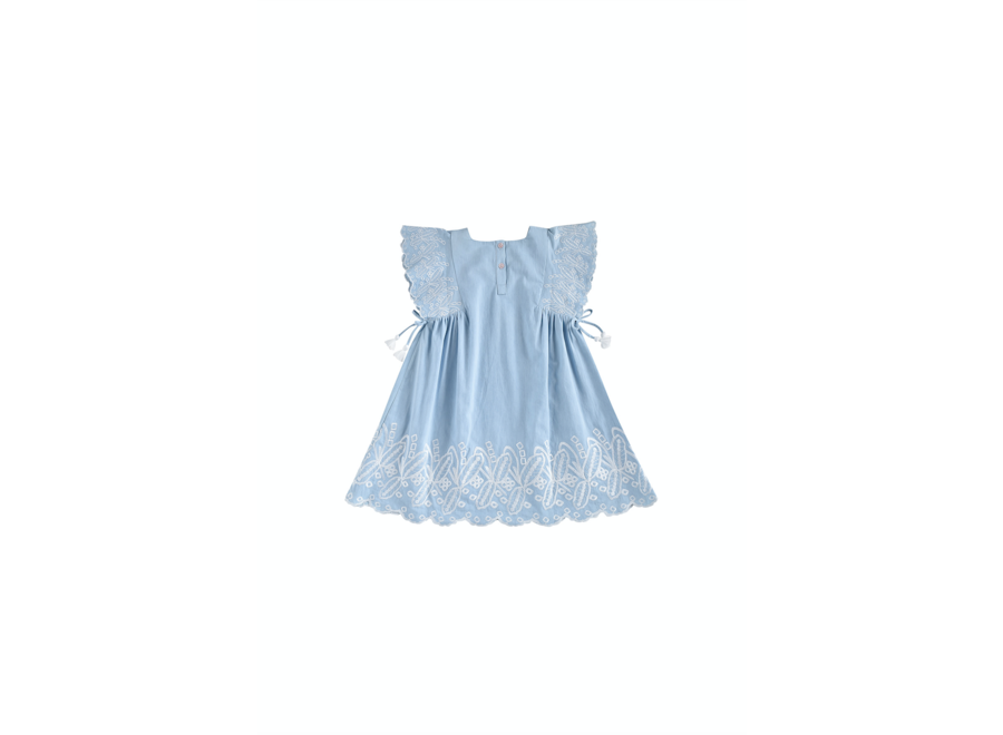 Dress Cordoba Chambray