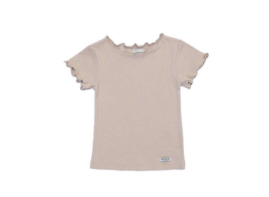 Eloise Shirt Grey Violet