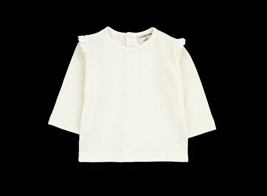 Adele T-Shirt Ecru