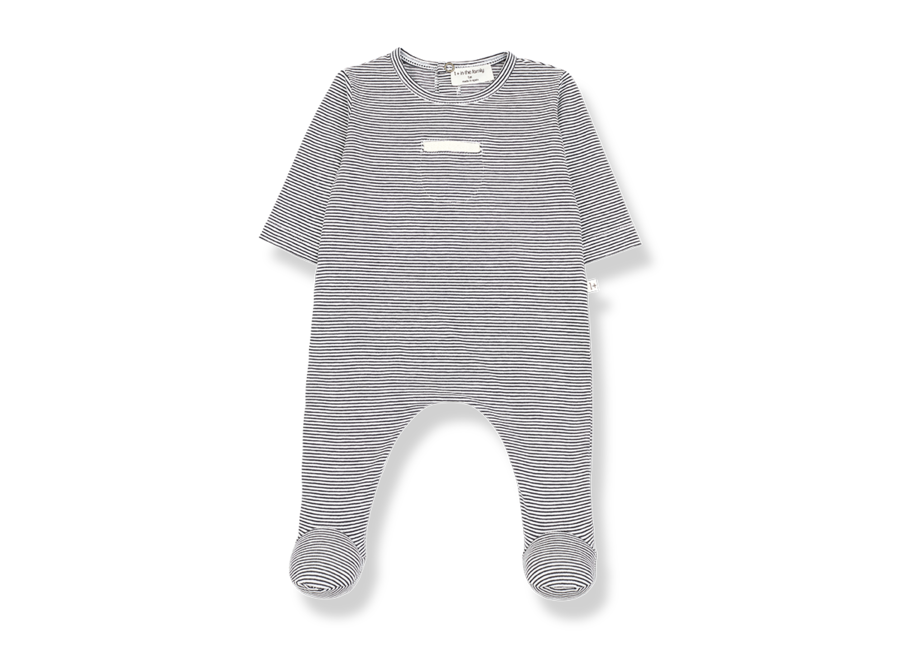Didac Jumpsuit Anthracite
