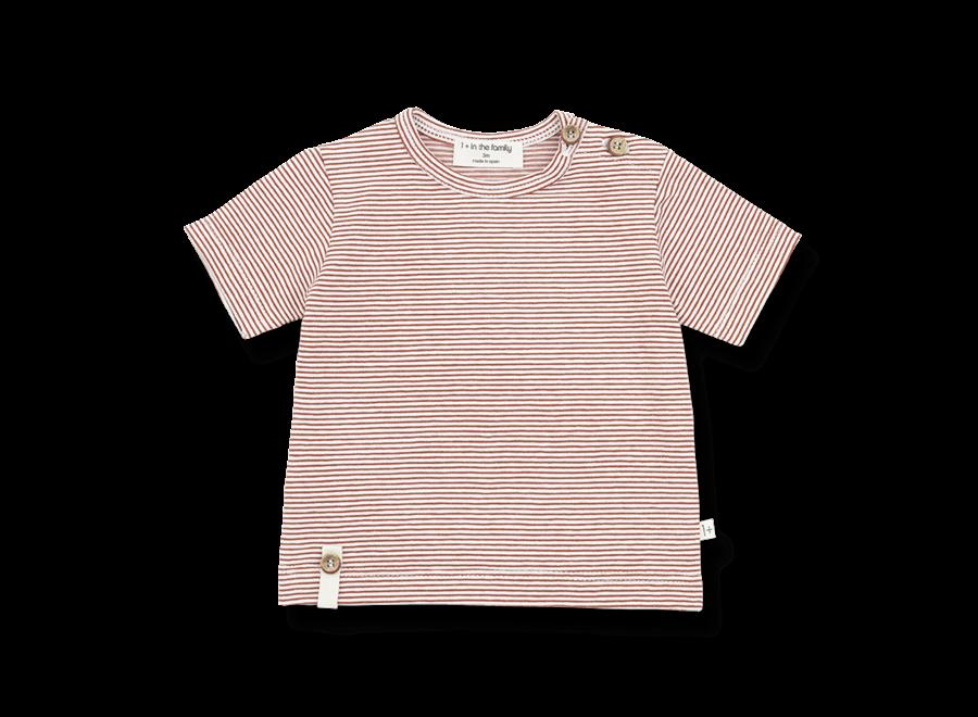 Blai S.Sleeve T-Shirt Roibos