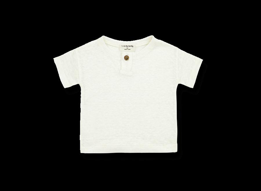Felix T-Shirt Ecru