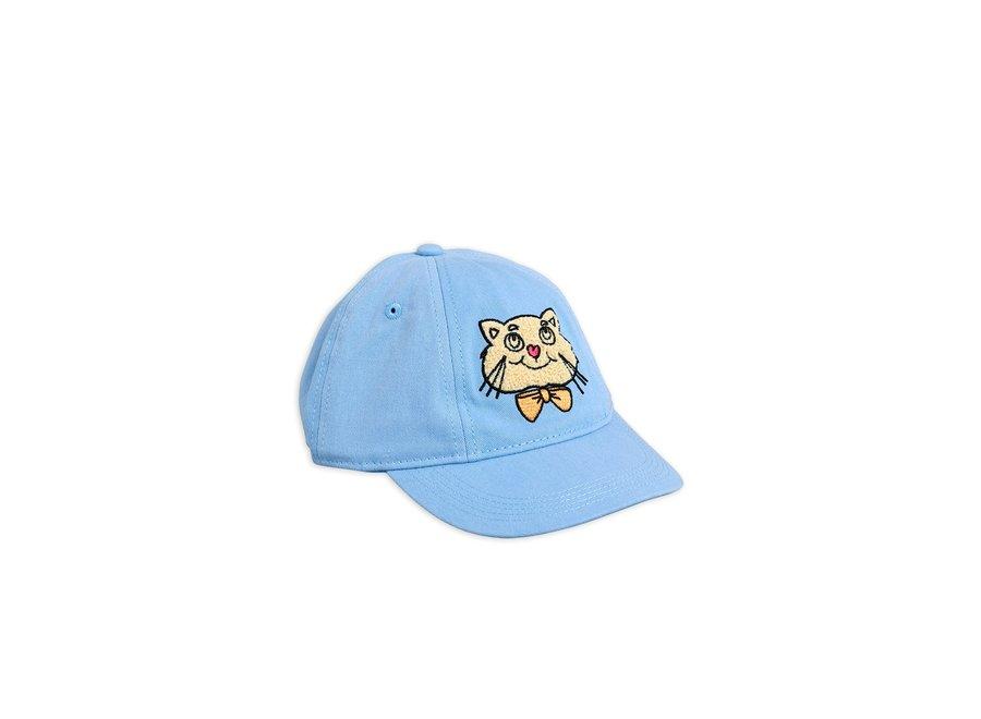 Cat Soft Cap Light blue