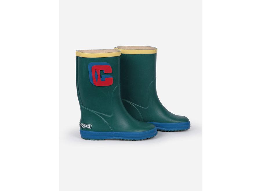 B.C Rain Boots Mint