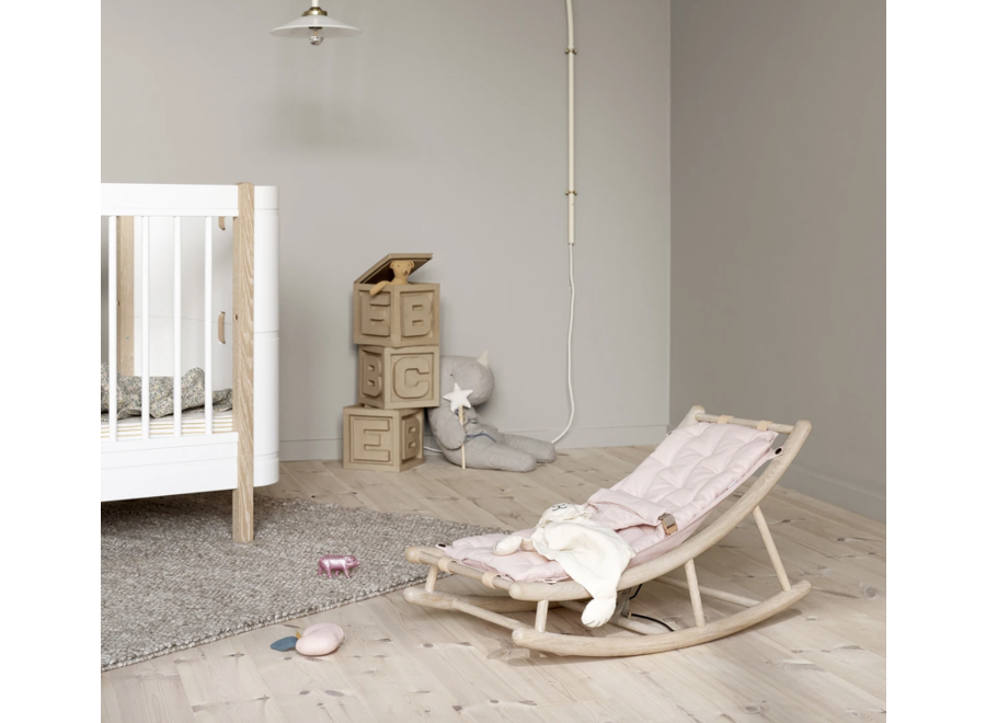 EXTRA BABY CUSHION FOR WOOD BABY & TODDLER ROCKER