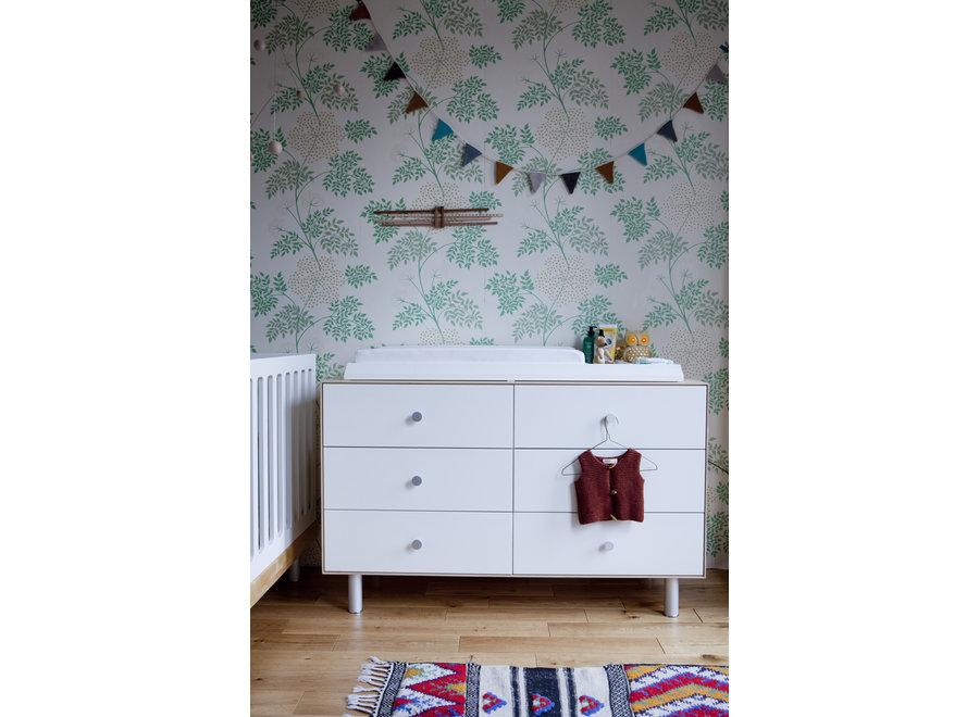 6 Drawer Dresser - Sparrow