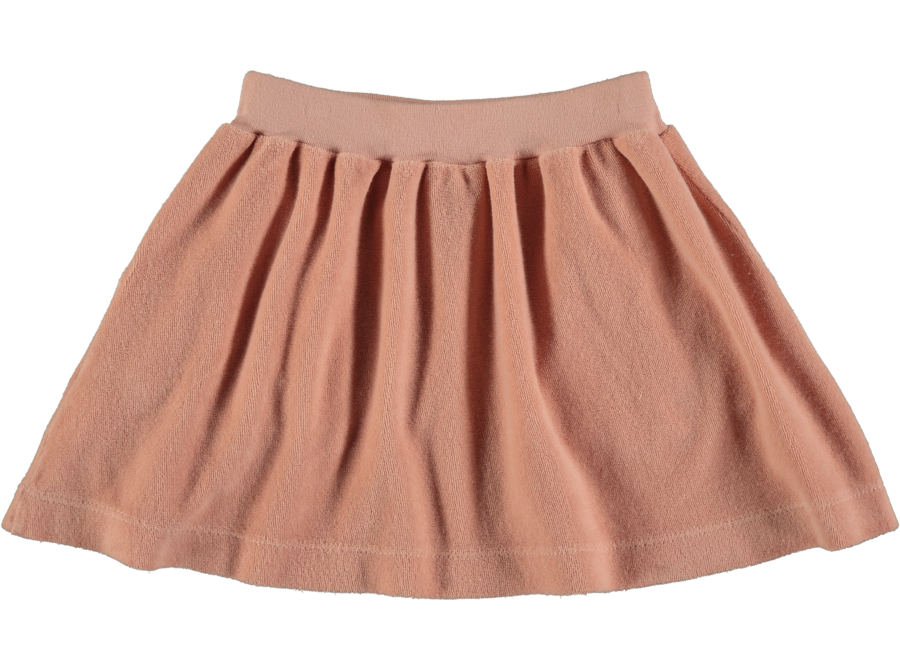 Skirt Terry Sun Bed Bmt Dusty Pink