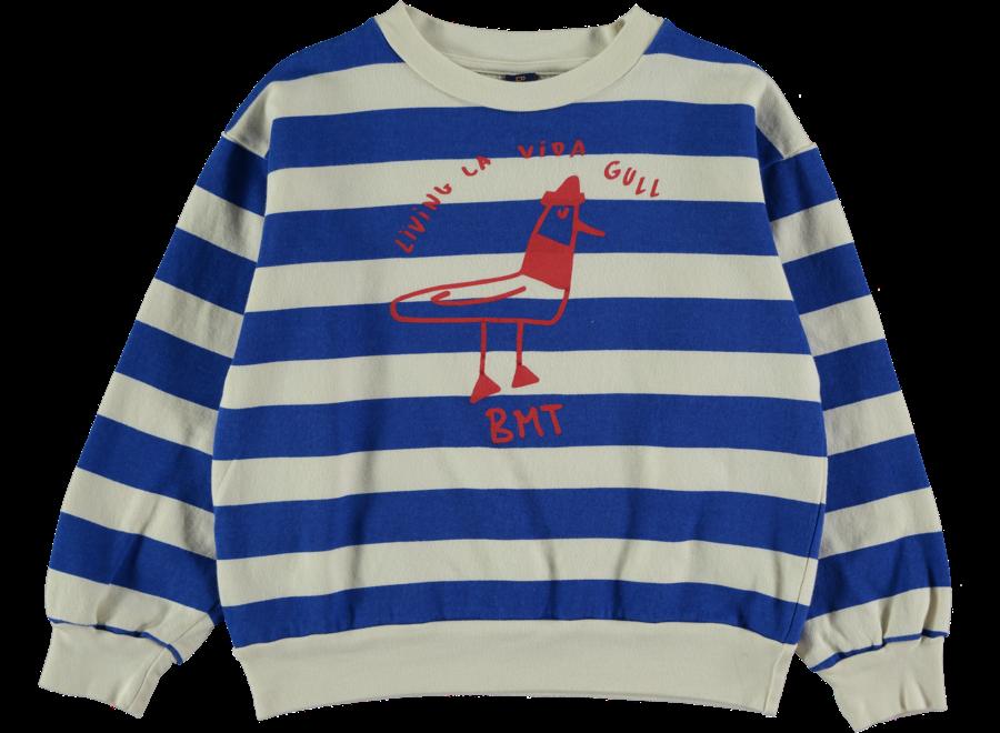 Sweatshirt Living La Vida Fresh Blue