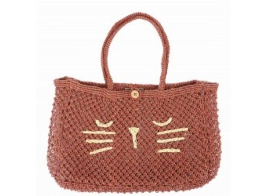 Bag Fauve Chat
