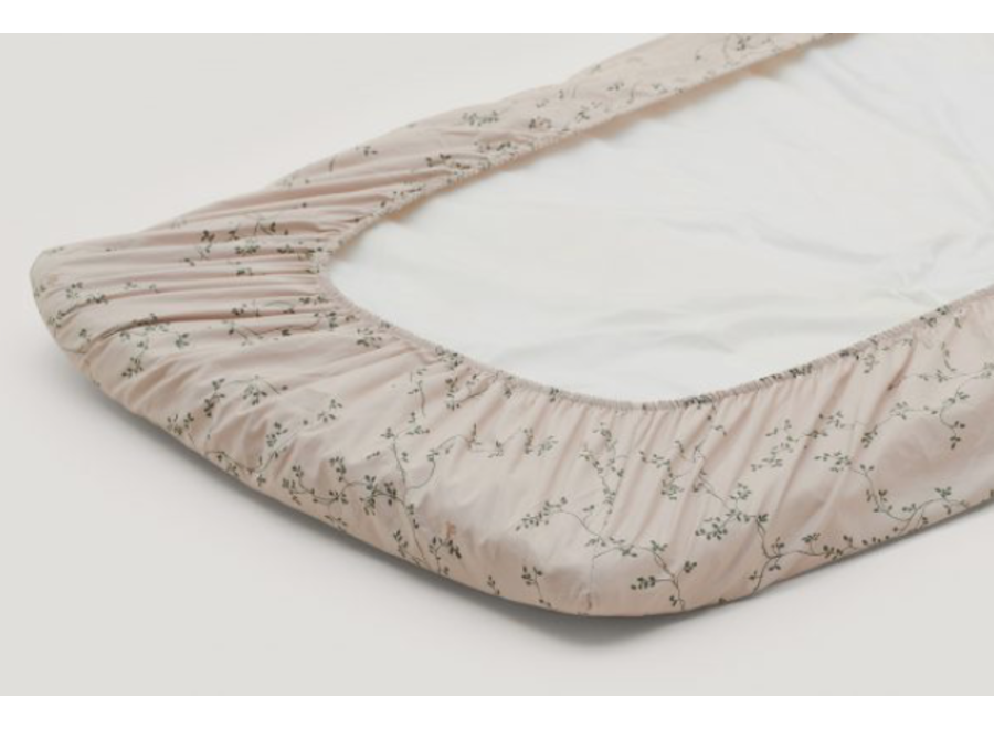 Botany Adult Fitted Sheet 90 x 200 cm.