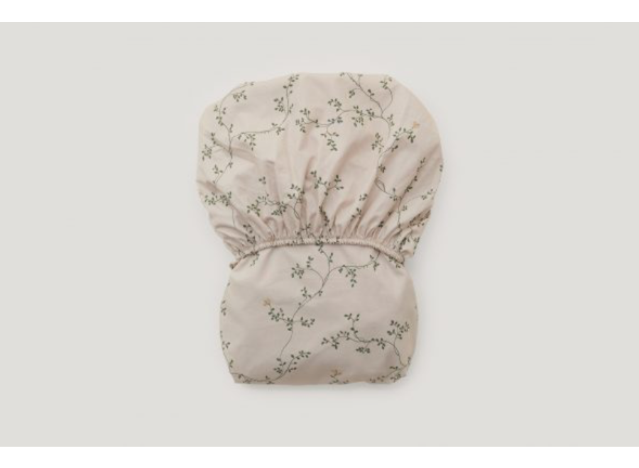 Botany Adult Fitted Sheet 140x200x 30 cm.