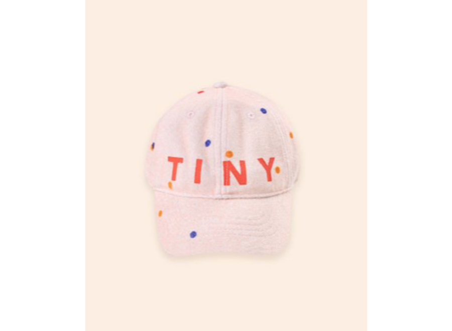 TINY ICE CREAM DOTS CAP