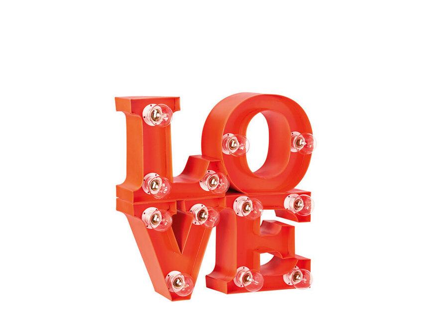 Decoration Lumineuse Love
