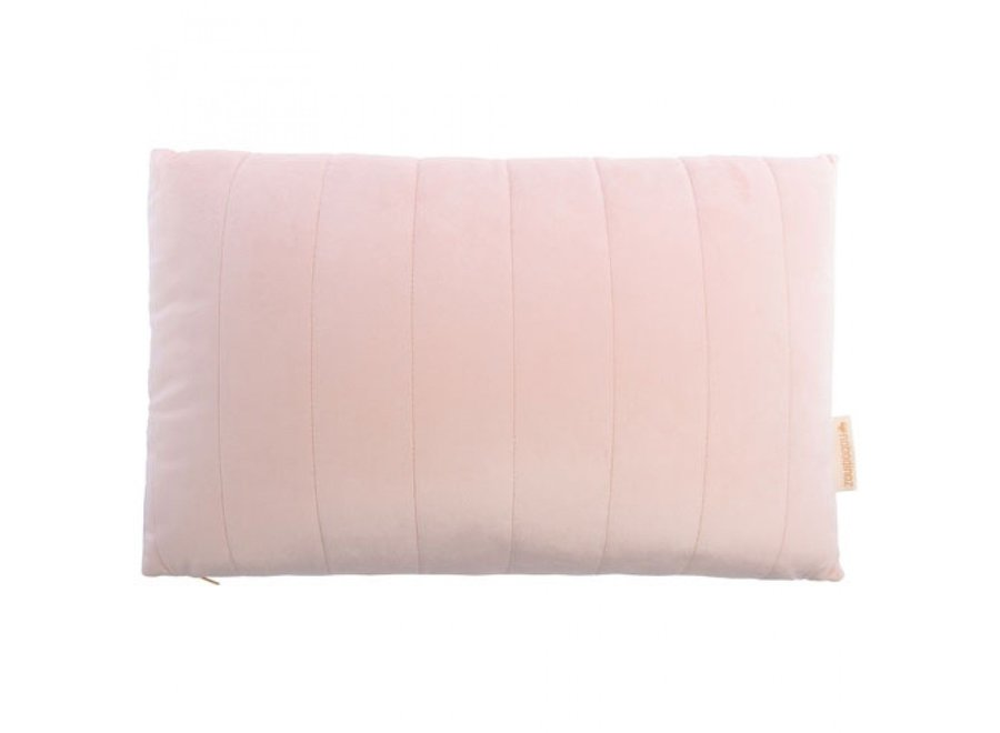 Akamba Velvet Cushion 45X30 Bloom Pink
