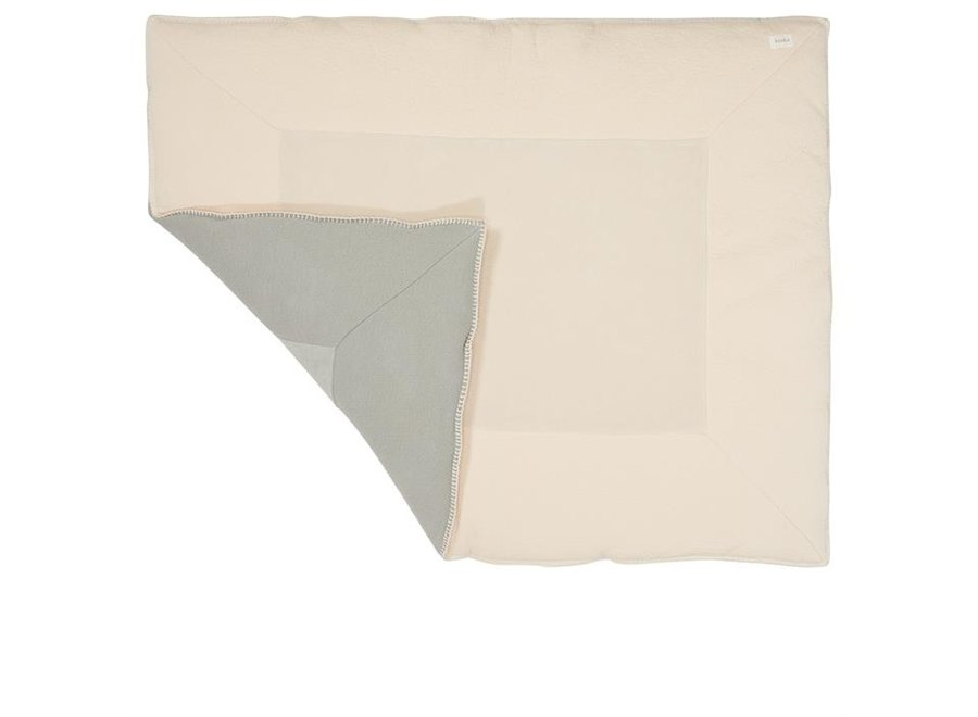Boxkleed Runa leaf/warm white