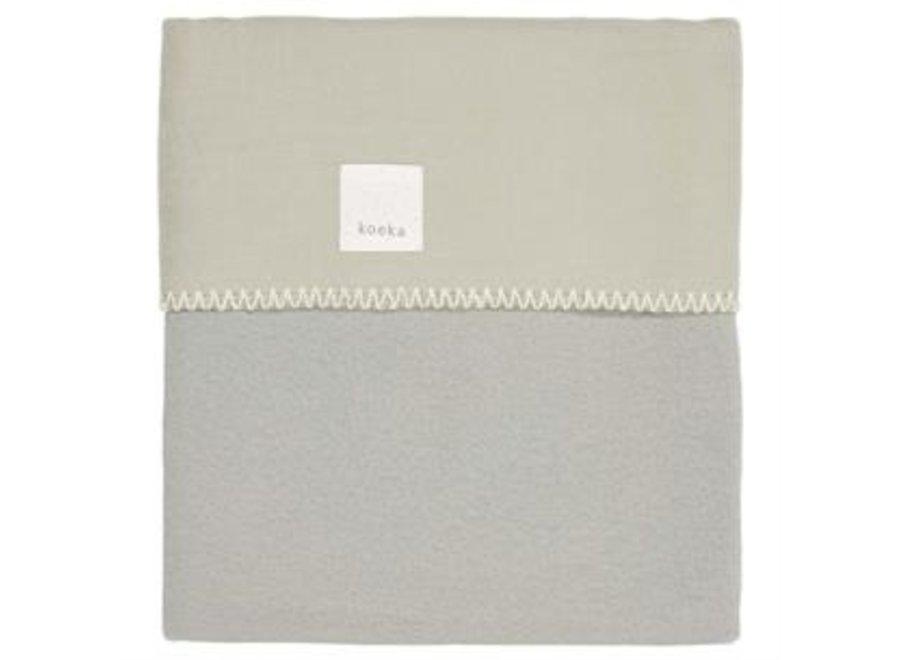 Bassinet blanket flannel Runa