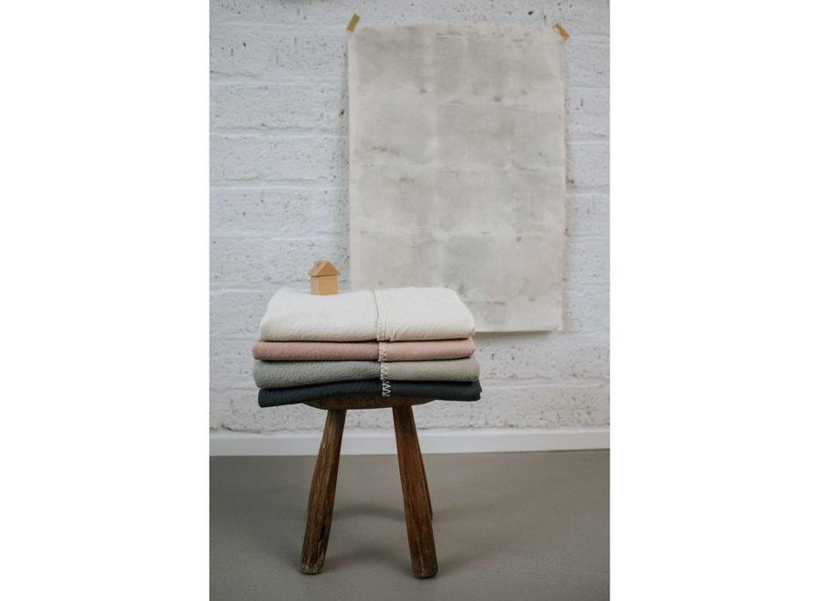 Bassinet blanket flannel Runa - Koeka