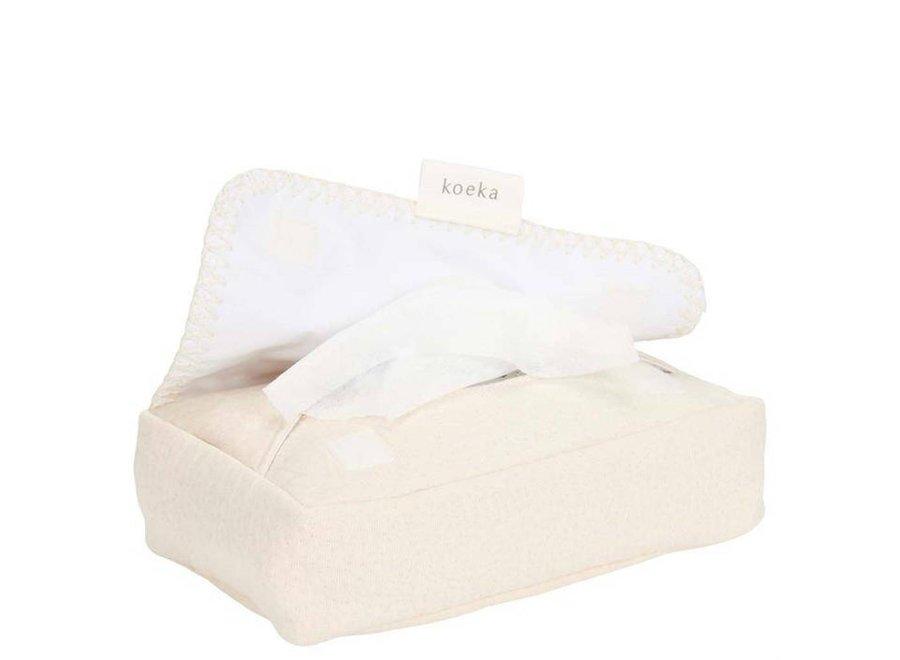 Baby wipes cover Runa - Koeka
