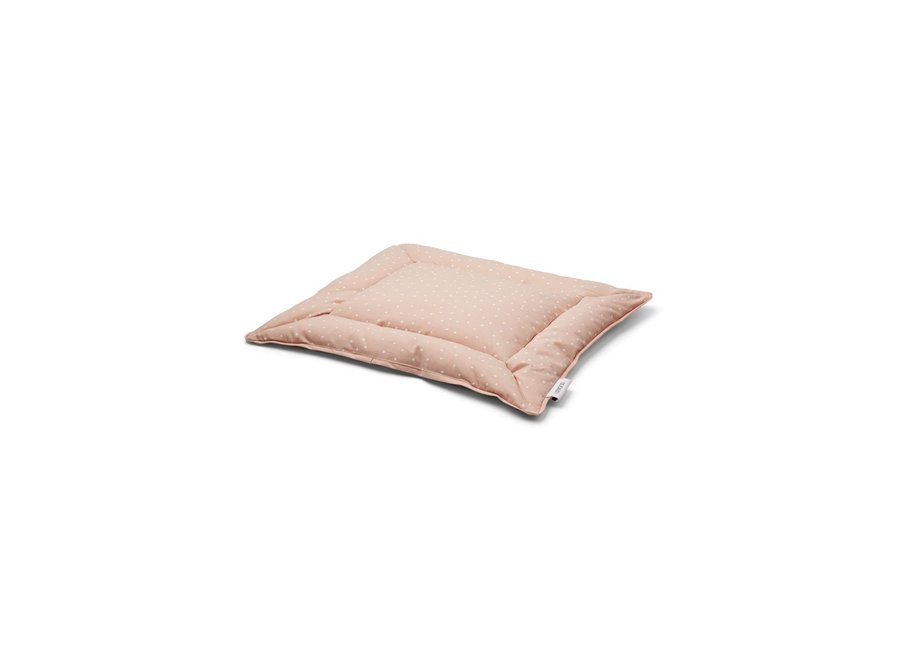 Pi Kapok Baby Pillow - Confetti light rose