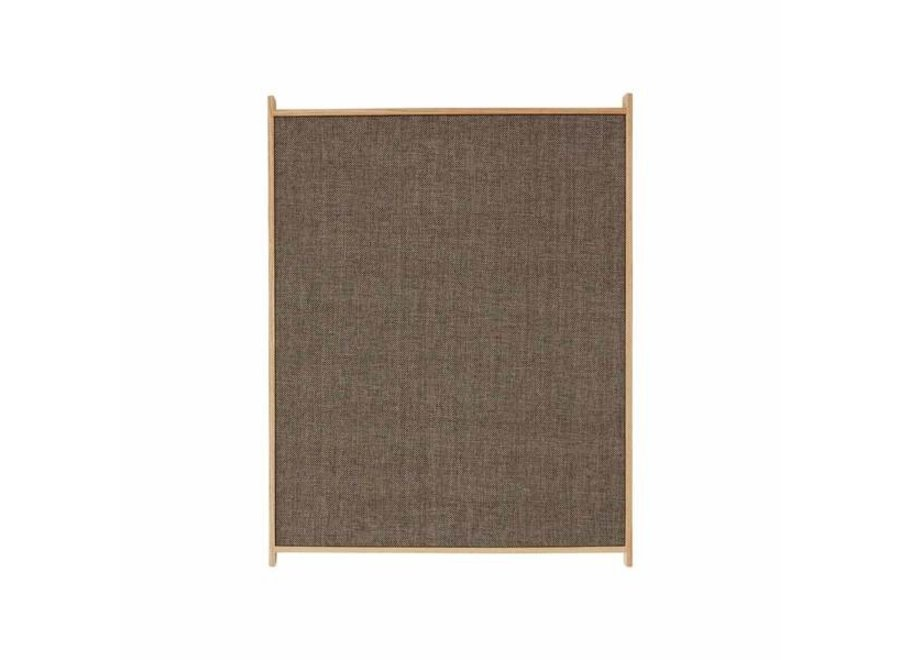 KABE NOTICE BOARD - BROWN