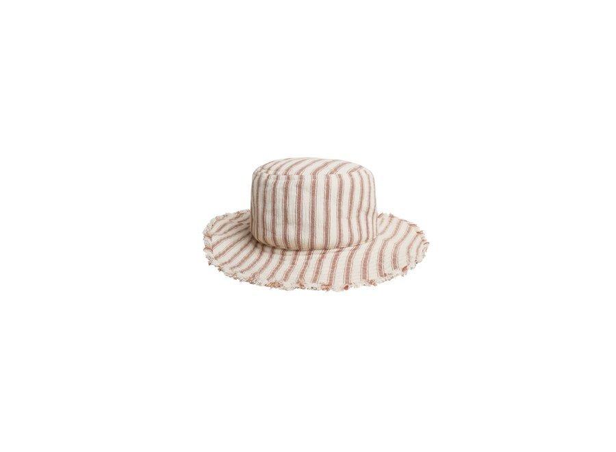 bucket hat amber natural