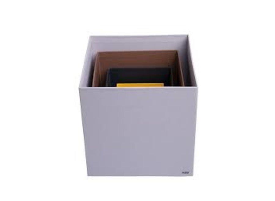 BoxBox Setof4  Lavender