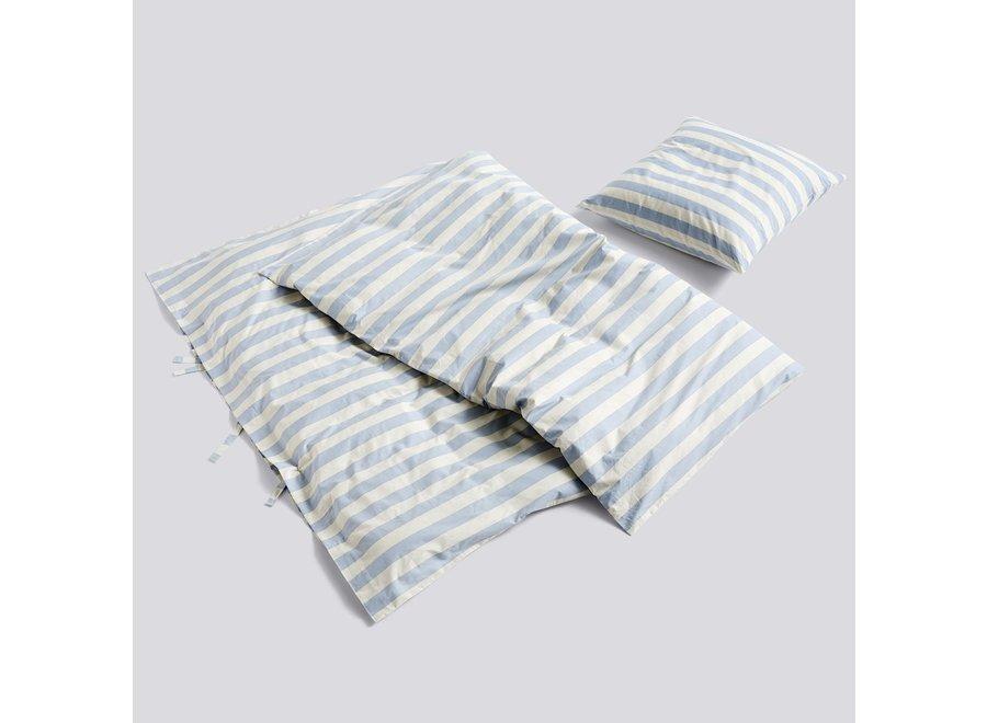 Été Bed Linen Set DK  Light blue