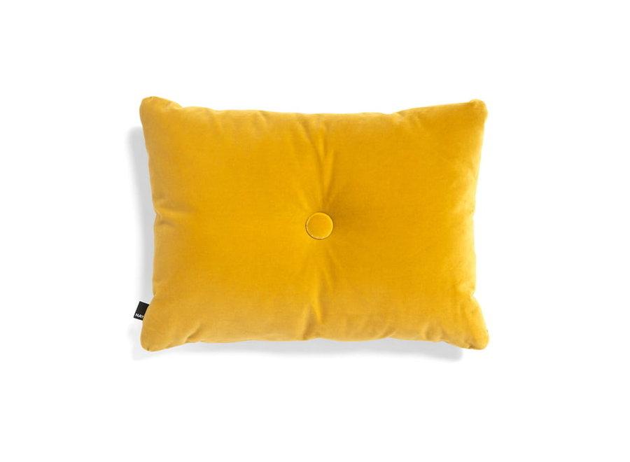 Dot Cushion 1 dot SOFT Yellow
