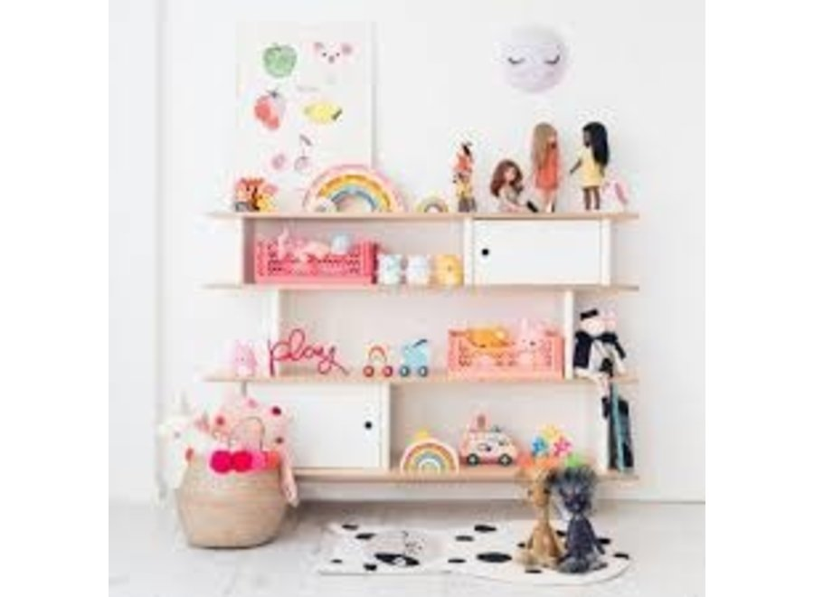 Oeuf NYC Mini Birch Bookshelf