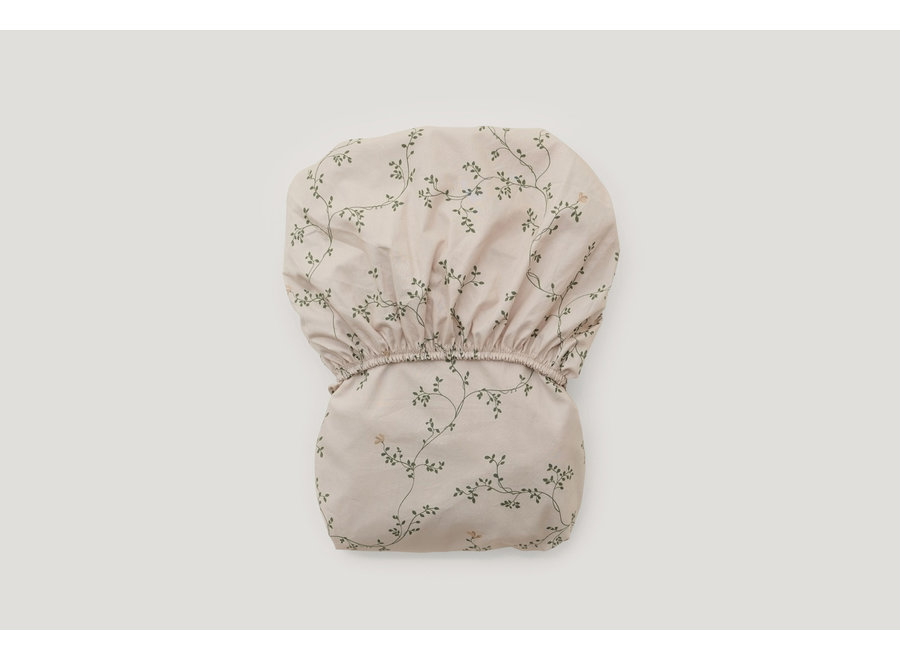 Botany Adult Fitted Sheet 180x200x30 cm.