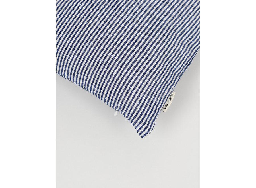 Cot/Lin Pillow - Vilmer Stripe