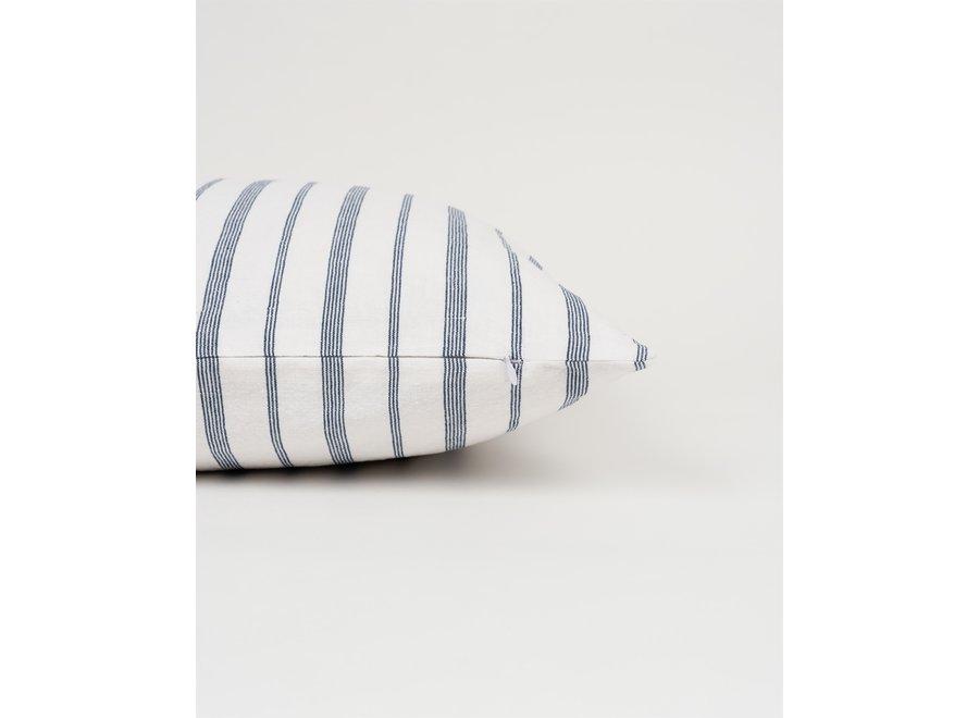 Cot/Lin Pillow - Blaavand