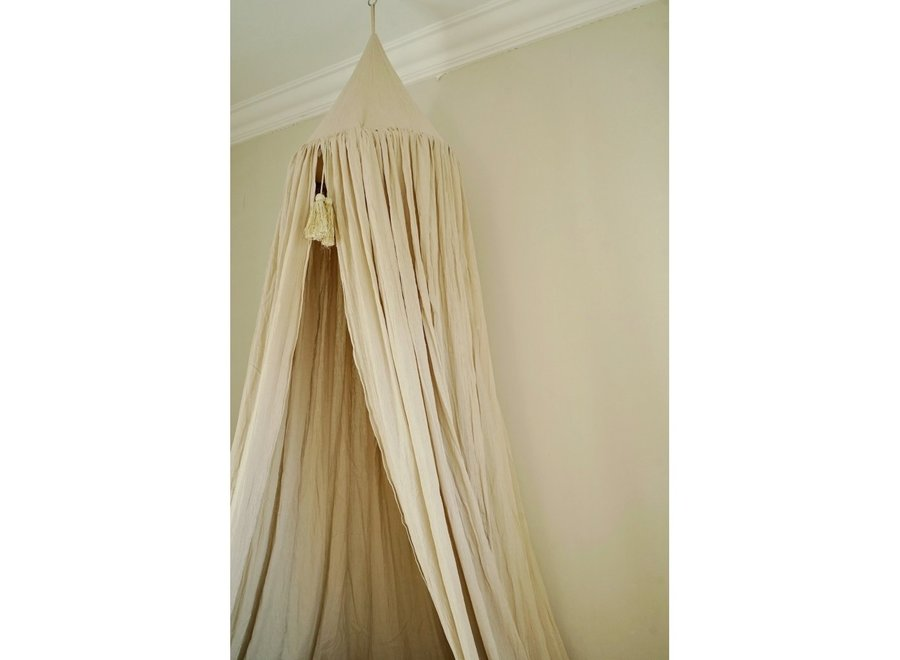 BED CANOPY - SILVER BIRCH
