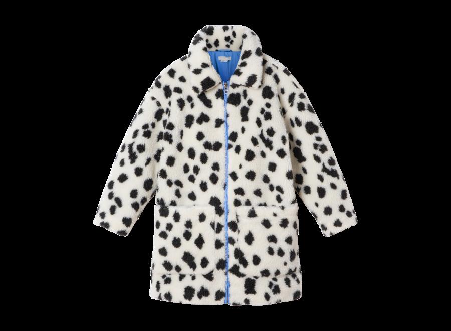 Dalmatian Spots Teddy Coat Dalmatian
