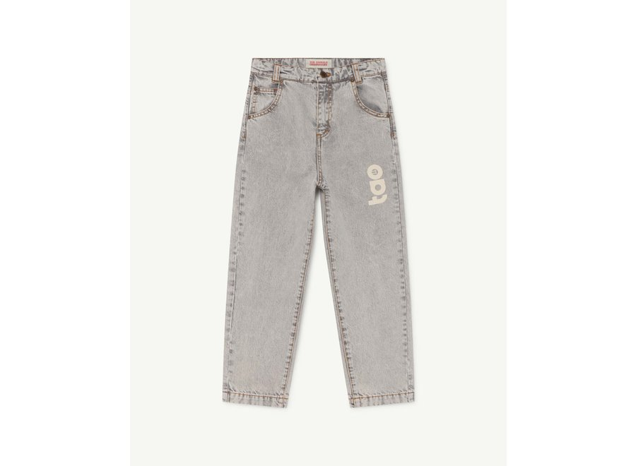 Ant Kids Trousers Grey Tao