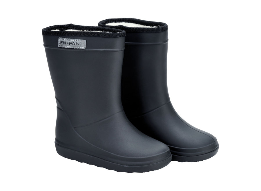 Thermo Boots Blue Night