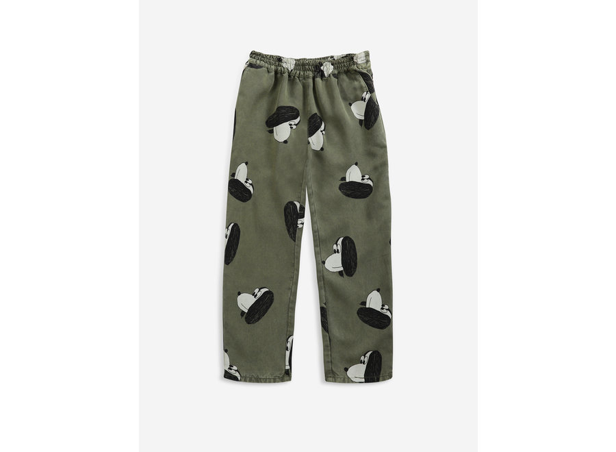 Doggie All Over woven pants Dried Herb