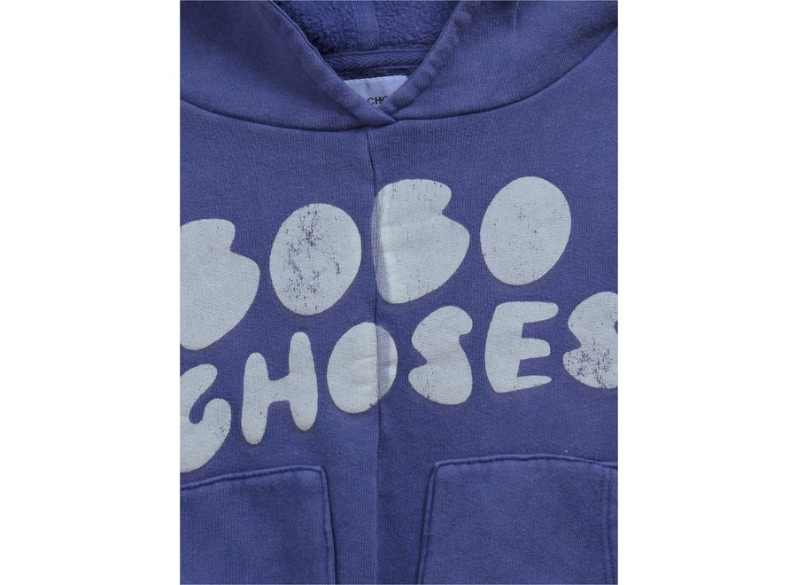 Bobo Choses hoodie Royal Blue