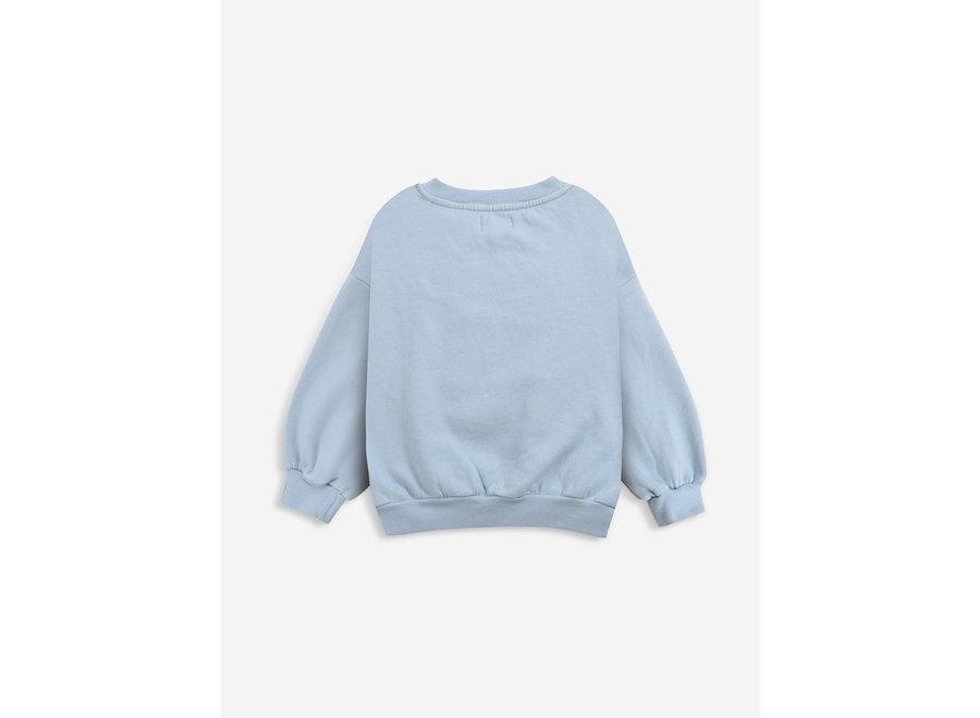 Cup Of Tea sweatshirt Ballad Blue