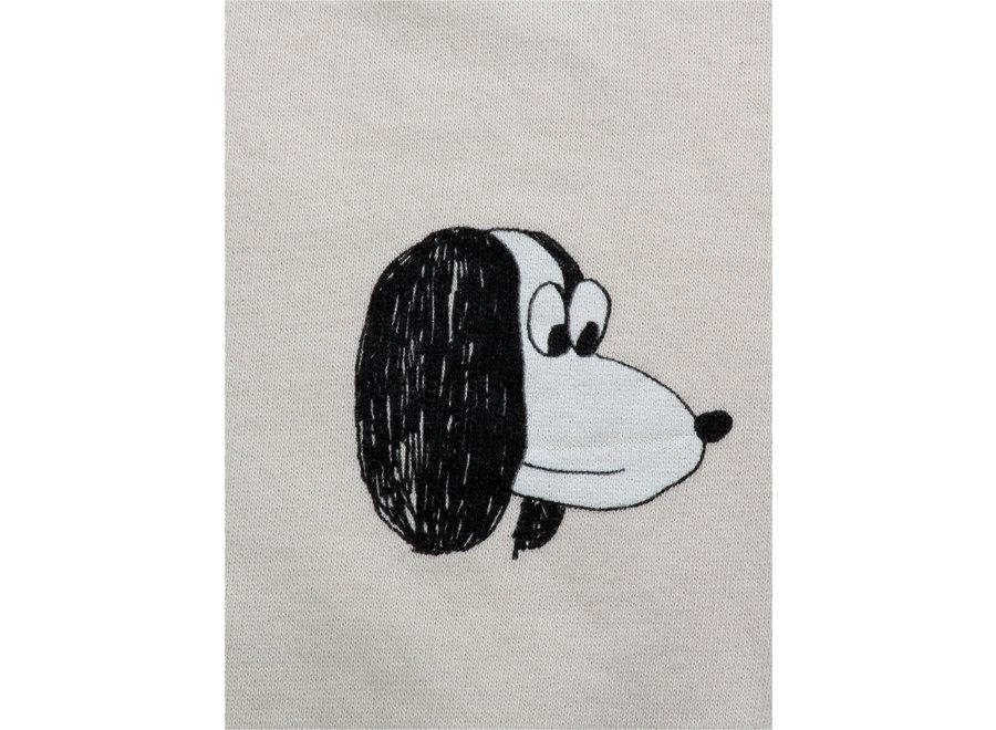 Doggie All Over sweatshirt Jet Stream