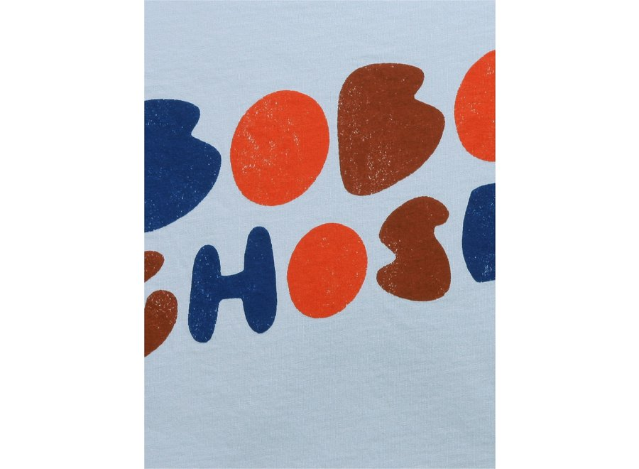 Bobo Choses T-shirt Ballad Blue